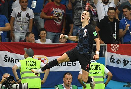 三连胜晋级!克罗地亚创造历史 超越1998黄金一代