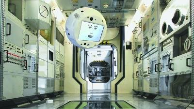 撞脸健身球 全球首个AI宇航员助手将入太空