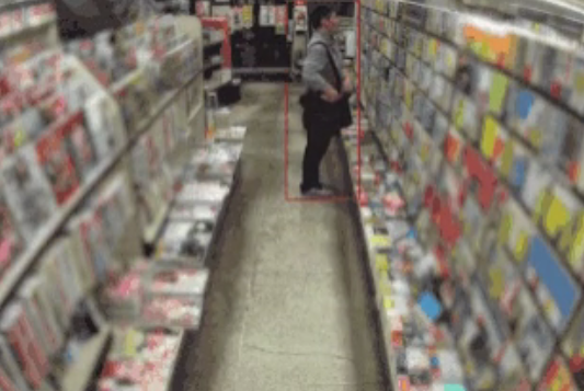 日本新人工智能安全摄像头揭示未来监控将自动化