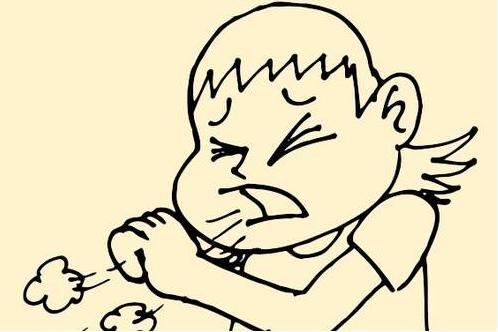 易坦静提醒:宝宝咳嗽先找原因,聪明妈妈这样做
