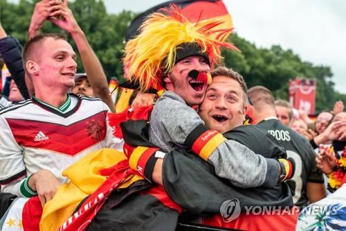 为看世界杯对阵韩国队德国仅3成人正常上班,经