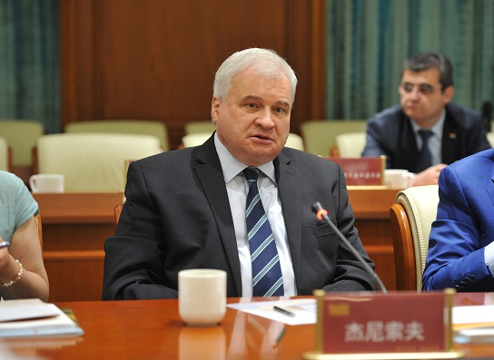 俄驻华大使:中俄两国将携手共同对抗环境问题