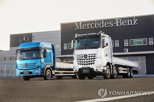 戴姆勒在韩因卡车质量问题遭遇集体诉讼
