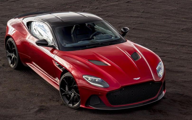 阿斯顿马丁旗舰GT跑车DBS Superleggera发布