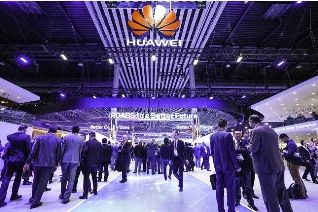 2018MWC上海|全球唯一5G端到端 华为MWC大秀技术