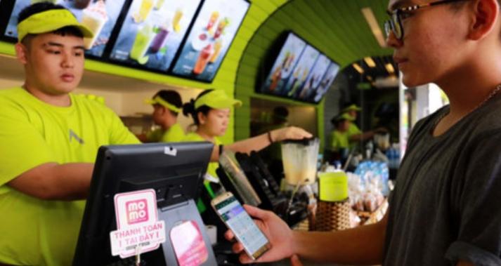 以中国为代表的数字支付企业正进入越南市场