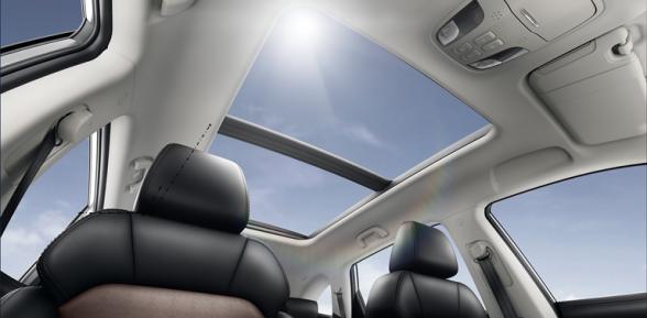全景天窗plus加持 瑞风S7超级版成举家出行不二之选