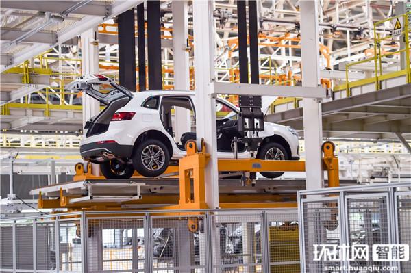 【道听图说】探秘生产了10万台车的宝沃工厂