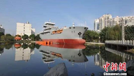 四川一高校花700万元造海船 方便学生模拟实训