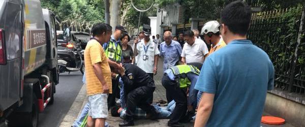 上海男子持刀伤人致2名男童死亡 检察机关提前介入