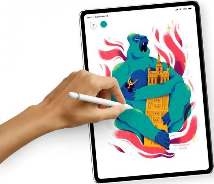 超窄边框的iPad Pro概念图:放大版的iPhone X