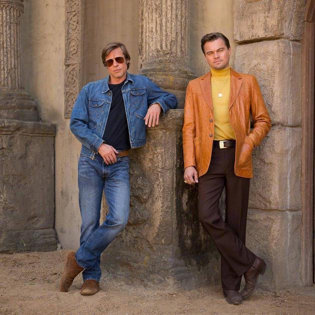 现在是瘦李!昆汀新片阵容强大 阿尔帕西诺、小李子、皮特全助阵 演绎好莱坞往事