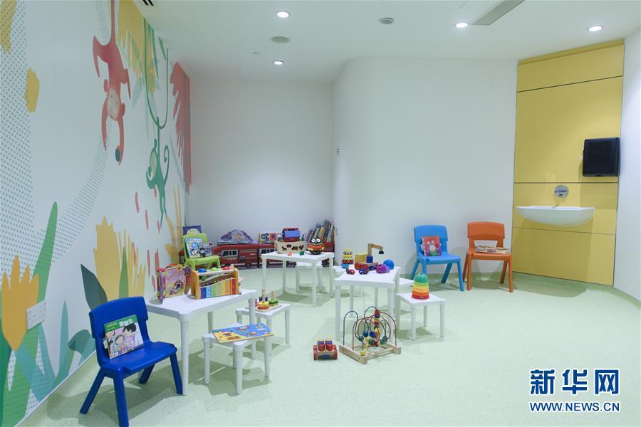 香港首家儿童医院即将投入使用