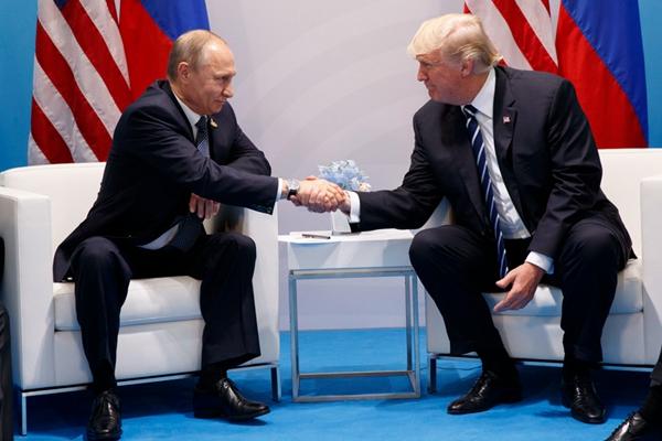 普京与特朗普将于7月16日在芬兰首都赫尔辛基会晤