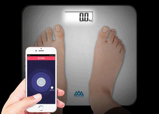 智能体重秤显示的数据准吗 不精确但家用足够