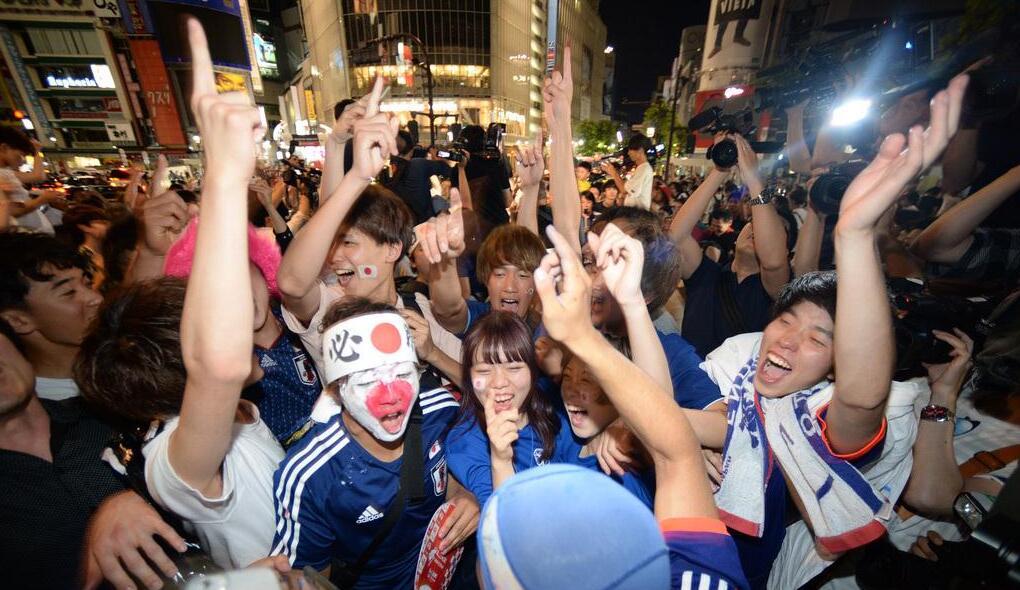 日本告负波兰仍挺进淘汰赛 日本球迷悲喜交加