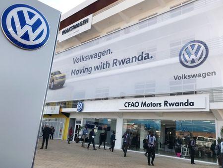 大众卢旺达新工厂建成 计划推出网约车服务