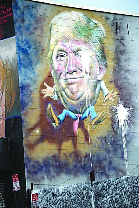 纽约涂鸦墙,多元文化的镜子
