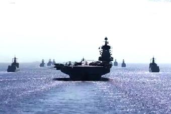 南海阅兵80%以上舰艇长毕业于这所军校