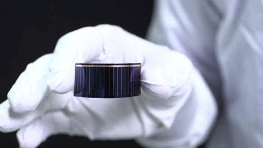 转换率28.9%!汉能砷化镓薄膜电池再次刷新世界纪录