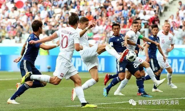 日本凭黄牌少出线 成唯一突围的亚洲球队