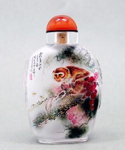刘庆月:小小烟壶画乾坤——国家级非物质文化遗产衡水内画