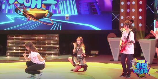 《翻牌大明星》第7期上线 双面偶像黄婷婷的完美蜕变