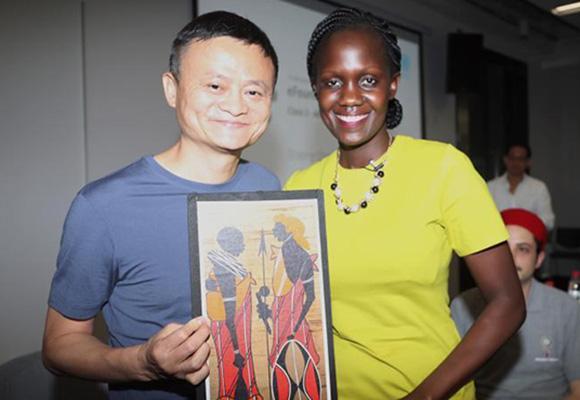 90后非洲女孩在杭州送快递:我要把中国方案带回去