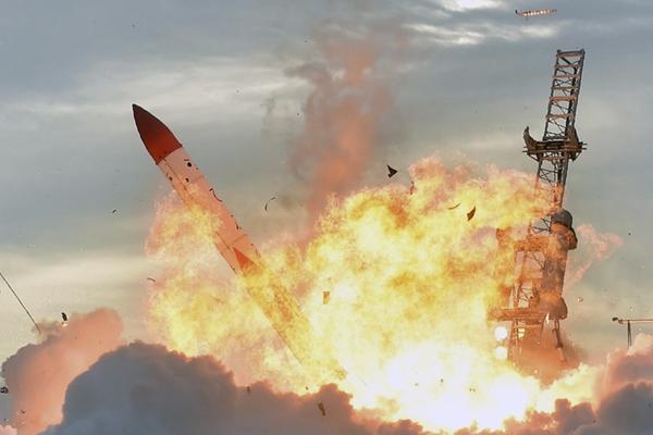 日本民间研发火箭升空失败 发射数秒后坠地爆炸