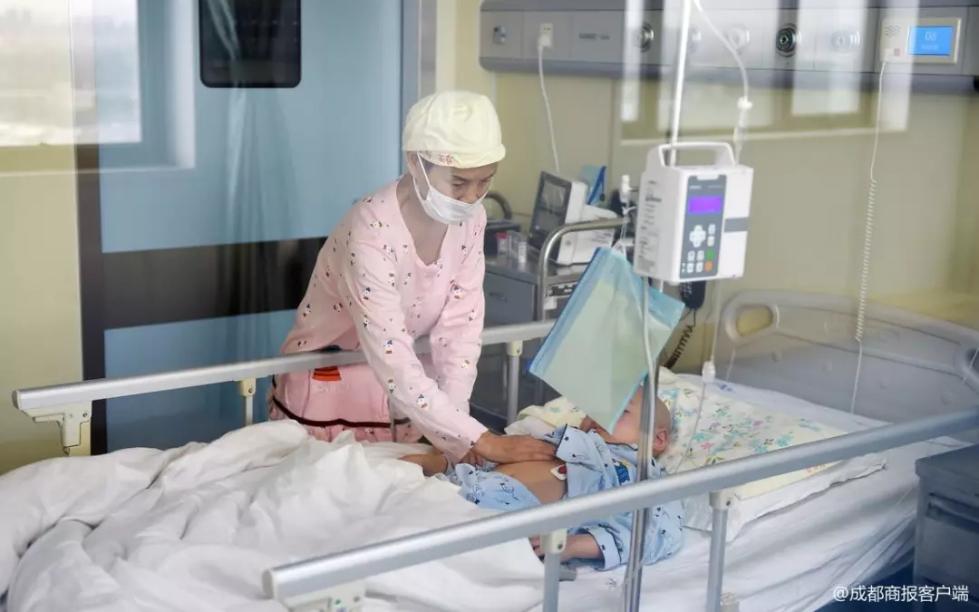 男子求妻子为患白血病儿子做骨髓配型 妈妈:先离婚