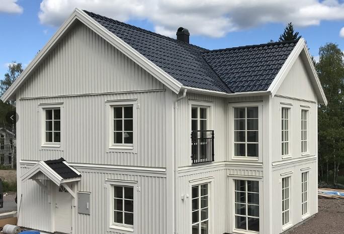欧洲首批双玻汉瓦36kW试点项目在瑞典竣工