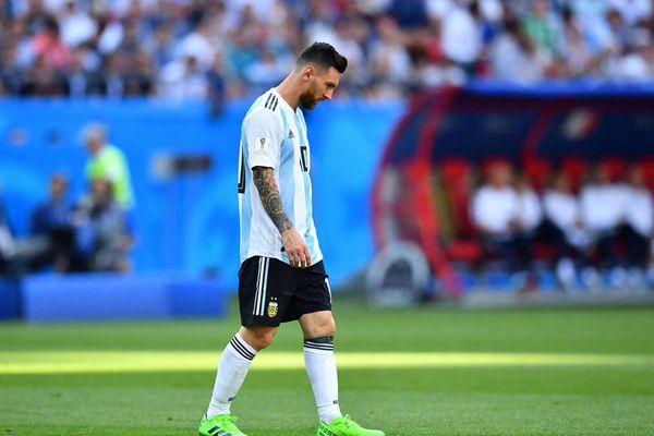 俄罗斯世界杯 法国队4:3战胜阿根廷队晋级八强