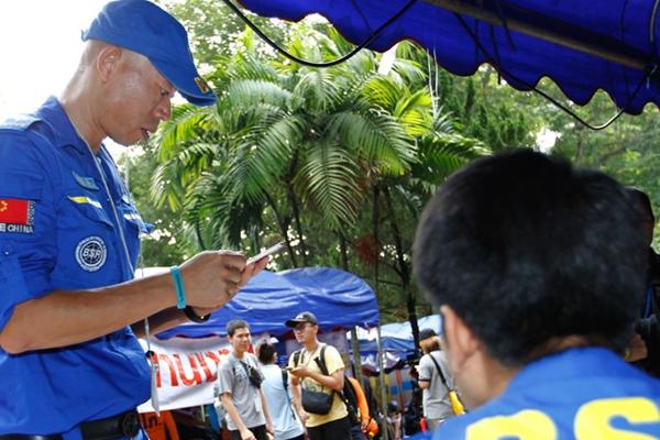 泰国少年足球队已失联7天 中国救援队参与搜救