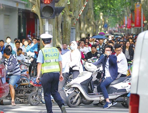 郑州电动自行车确定今年免费上牌,超标电动车设3年过渡期