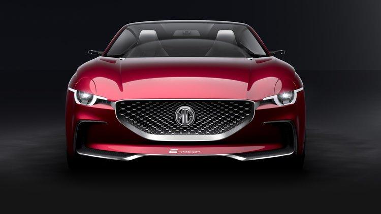 名爵证实将推全驱纯电动跑车 2020年前上市