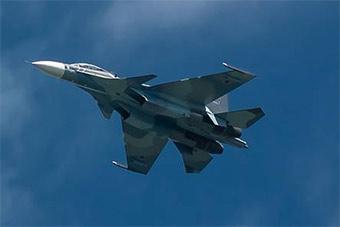 俄罗斯海军即将获得2架苏30SM战斗机