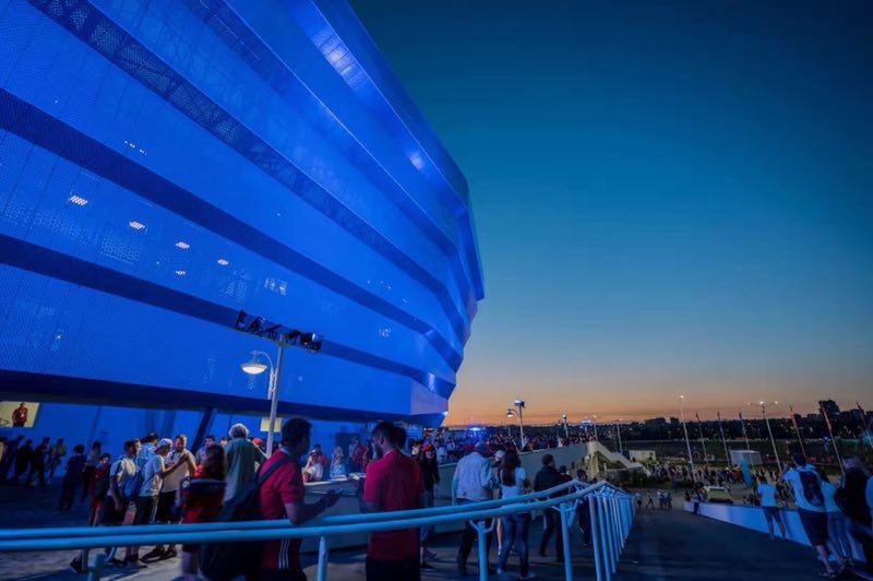 世界杯场外花絮:琥珀之城——加里宁格勒