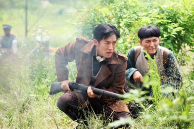 《诚忠堂》定档7月1日CCTV8首播 韩冬诠释小人物的家国情怀