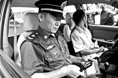 北京严查非法客运 司机非法运营两次将被吊扣驾驶证