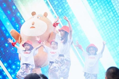 《神奇马戏团》携手球猴成都儿童音乐节亮相 萌娃萌物