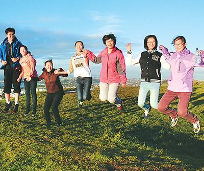 海外游学市场瞄准学龄前儿童