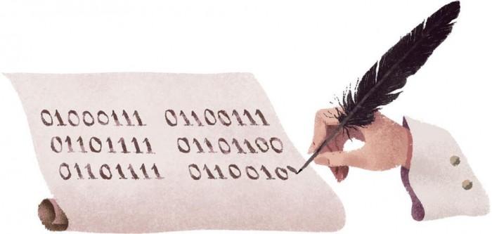 Google doodle纪念莱布尼兹:为现代计算机奠础