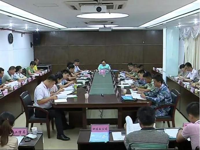 万宁召开2018年双拥工作领导小组会议 推进军民融合深度发展