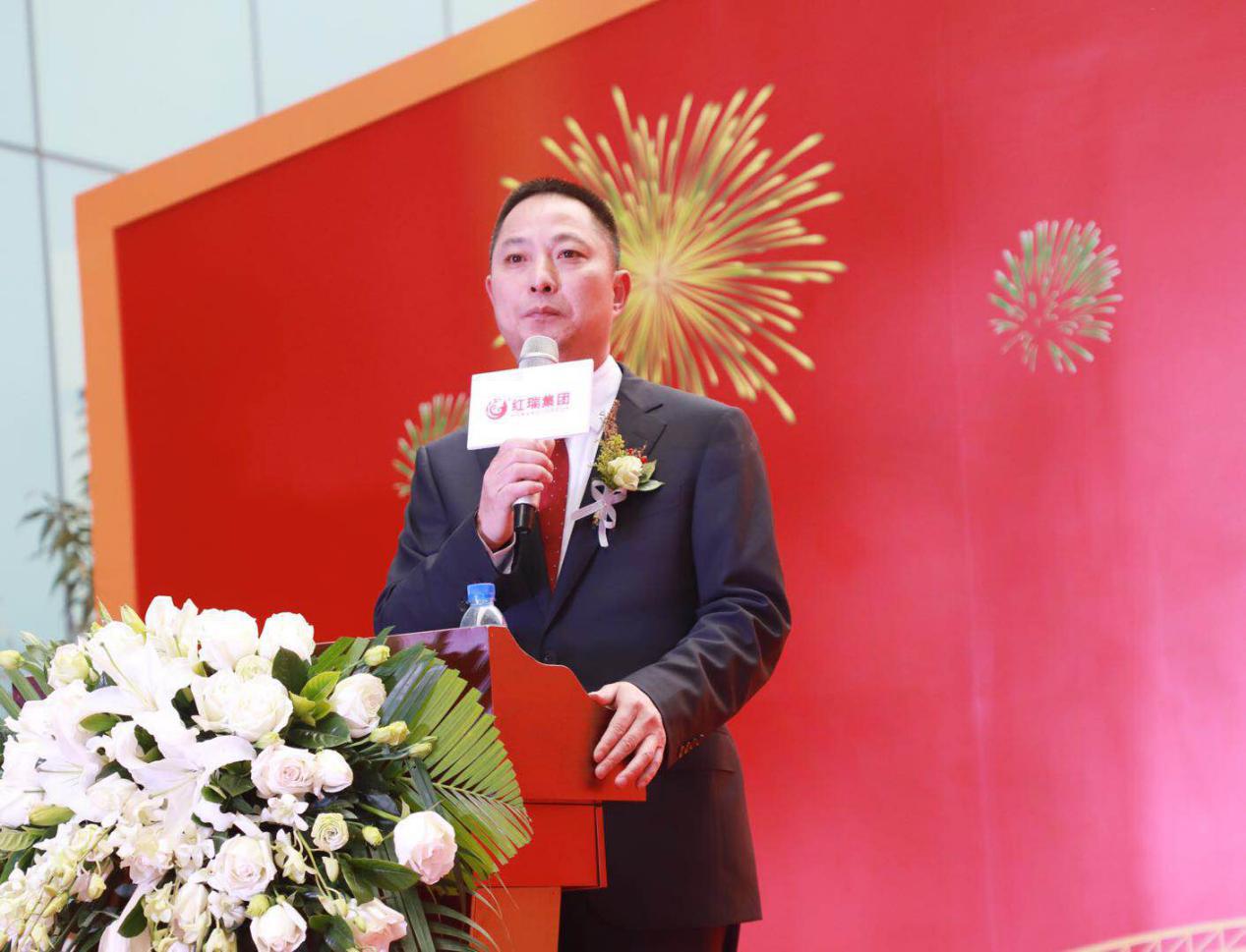 红瑞集团唐益:加速产业链升级,迎接大健康时代