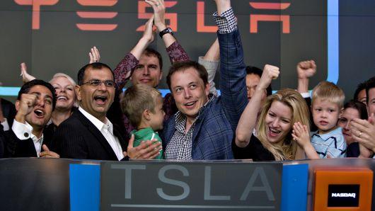 特斯拉Model 3实现周产5000辆 马斯克放眼新目标
