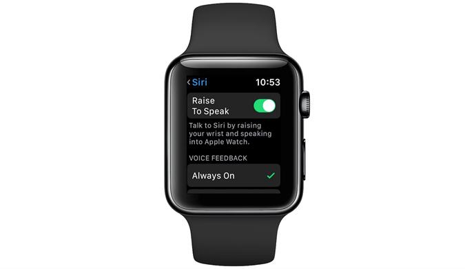 """watchOS 5新功能""""抬腕唤起 Siri""""可以使用了"""