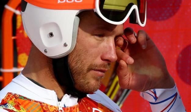 冬奥冠军遭受骨肉分离之痛 一岁女儿掉泳池溺亡