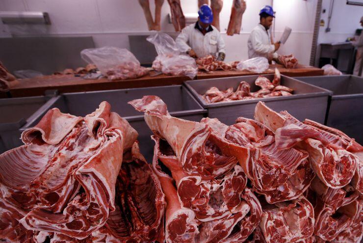 """美调查称全美超市80%肉类食品感染""""超级细菌"""""""