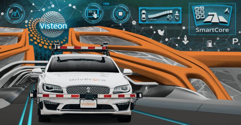 看好中国自动驾驶市场 美国500强联姻中国创新企业