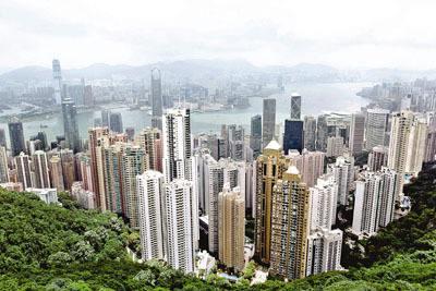 香港楼市新政落地 首周末整体交易平稳
